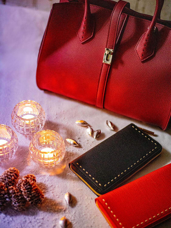 冬コーデの準備は万端ですか?あなたのお好みコーデにステキをプラスするバッグ、あなたはどれにする?