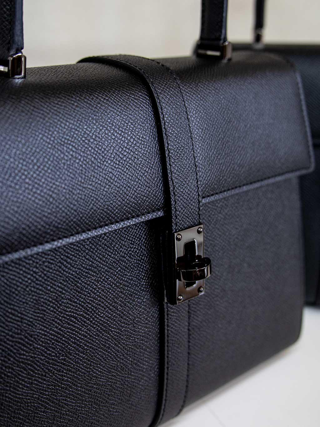 日本製ブランドNAGATANI ワープロルクス本革フォーマルバッグM「自分だけの贅沢感」